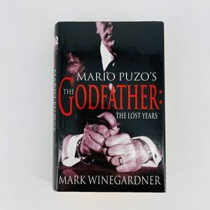 Mario Puzo's The Godfather: The Lost Years book